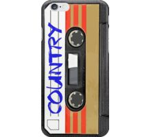 Country Cassette Tape iPhone Case/Skin