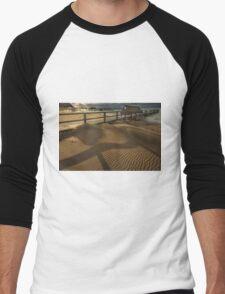Point King - Portsea 'Shadows' Men's Baseball ¾ T-Shirt
