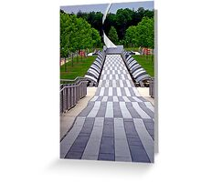 *WALL OF HONOR* Greeting Card