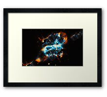 Space Pirates Framed Print