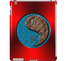 Pisces & Tiger Yang Earth iPad Case/Skin