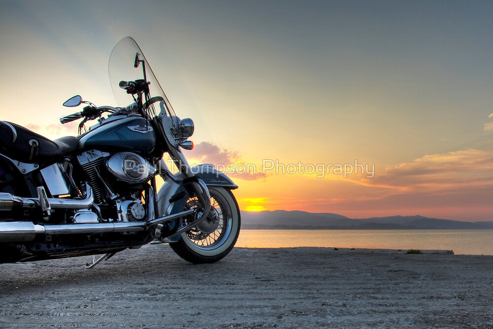 Harley Davidson by Paul Thompson Photography