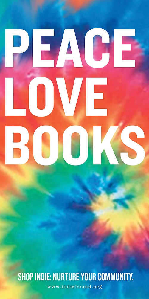 Peace Love Books by IndieBound