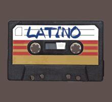 Latino - Latin Music Cassette Tape Kids Clothes