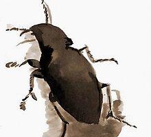 Bug 3 by Lisa Richards