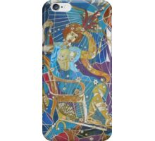 Five Stars of the Night Queen iPhone Case/Skin