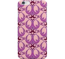 Retro Purple iPhone Case/Skin