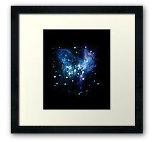 Space Entity Framed Print