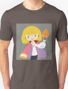 Howl and Calcifer T-Shirt
