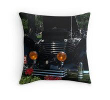 1936 Cord 810 Front Wheel Drive Throw Pillow