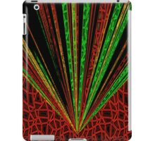 BIG CITY-PRESSURE POINT-NEON/ABSTRACT iPad Case/Skin