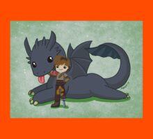 How to Train Your Dragon 2 Kids Tee