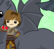 How to Train Your Dragon 2 Sticker
