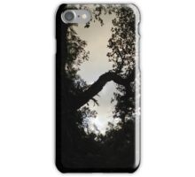 A Tree By Twilight iPhone Case/Skin