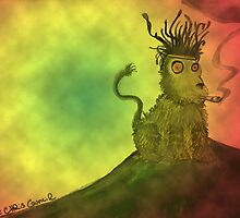 Rasta Lion by CCCreations