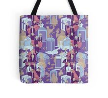 New Orleans Jazz Funeral  Tote Bag