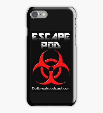 Escape Pod Podcast iPhone Case/Skin