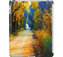 Barefoot Lane iPad Case/Skin
