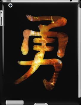 Brave Kanji by Bethany-Bailey