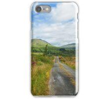 Irish Road iPhone Case/Skin