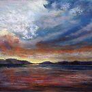 Stormy Sunset by ssalt