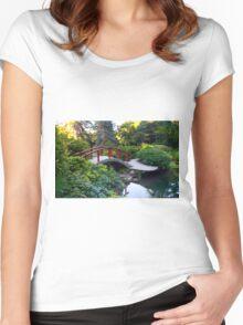 Kubota Garden Women's Fitted Scoop T-Shirt