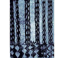 Primitive Patterns 1 Photographic Print