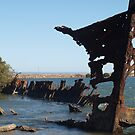 ships graveyard by sharon wingard