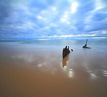 Good Morning Shipwreck of the SS Dicky by BBCsImagery
