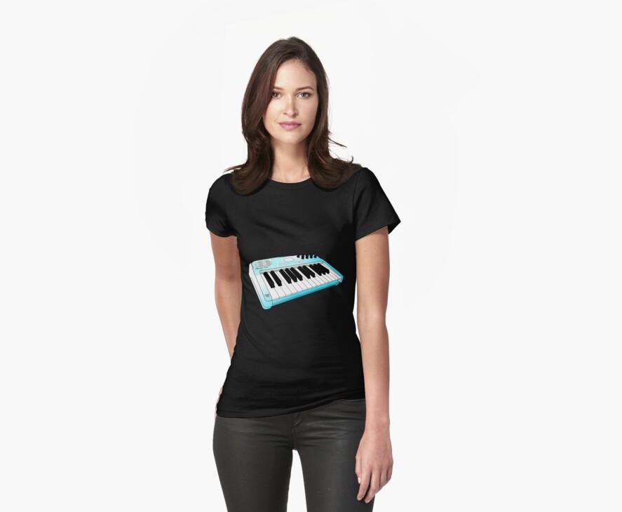 Keyboard by nodytwo