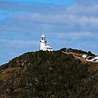 Smoky Cape Lighthouse, South West Rocks, NSW by Evita