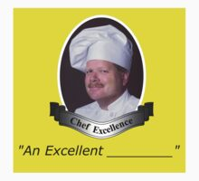 """""""An Excellent ____"""" Sticker by Loyal13"""