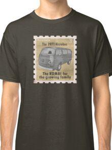 Volkswagen Kombi Tee Shirt - Lowlight Stamp Classic T-Shirt