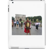 friends, romans!! iPad Case/Skin