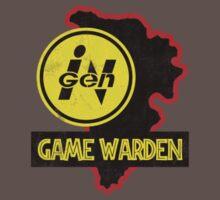 INGEN Game Warden by chazy73
