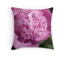 Awesome Bloom Throw Pillow