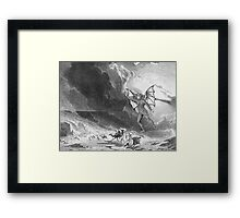 The Last Stand Framed Print