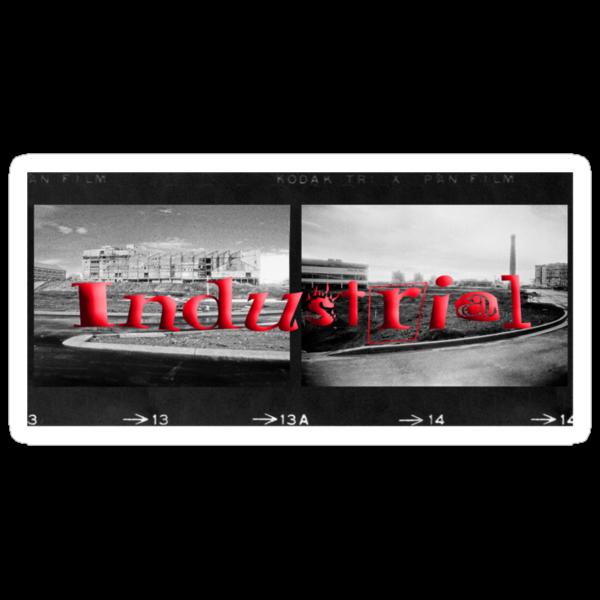 Double Industrial  by Juilee  Pryor