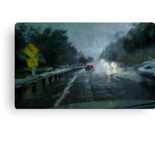 Southern Storm Canvas Print