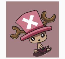 Chopper Cute One Piece - Short Sleeve