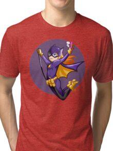 Batgirl of Burnside: Selfie Tri-blend T-Shirt