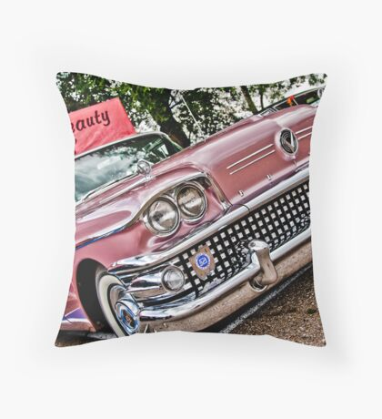 Pink Beauty II Throw Pillow