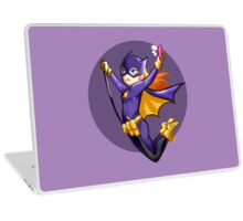 Batgirl of Burnside: Selfie Laptop Skin