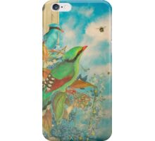 The Birds and The Bees iPhone Case/Skin