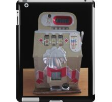Old Slot Machine  iPad Case/Skin