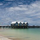 Busselton Jetty by Simon Deadman