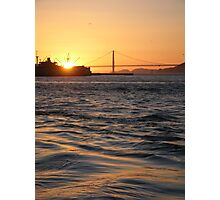 The True Golden Gate Photographic Print