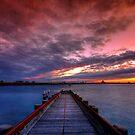 St Kilda Pier 2 by RichardIsik