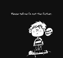 Please+Thank you-boy character Unisex T-Shirt