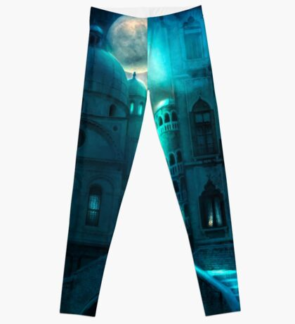 Venice Moon Leggings